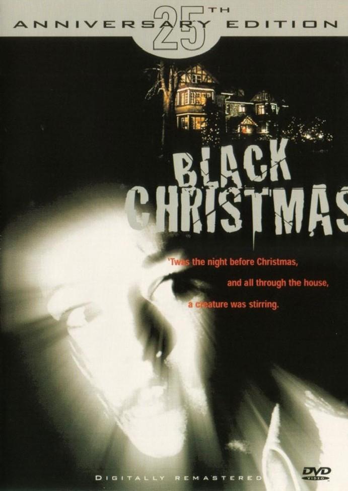 Černé Vánoce