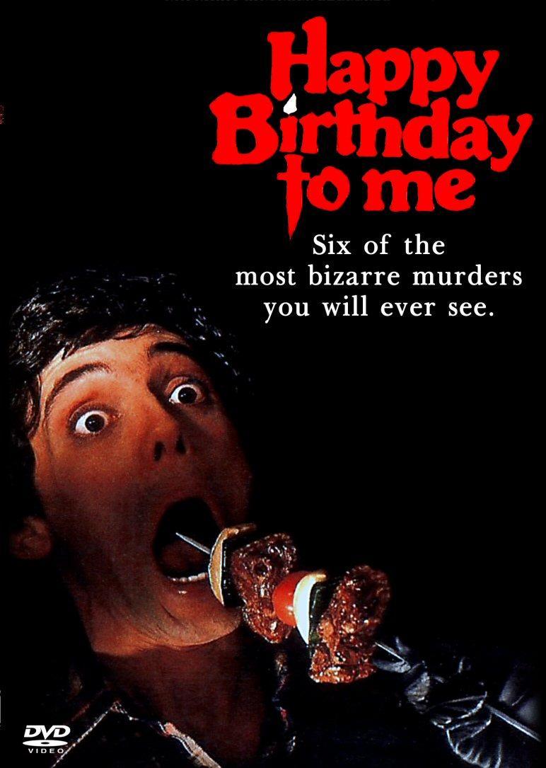 Všechno nejlepší k mým narozeninám