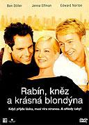Poster k filmu        Rabín, kněz a krásná blondýna