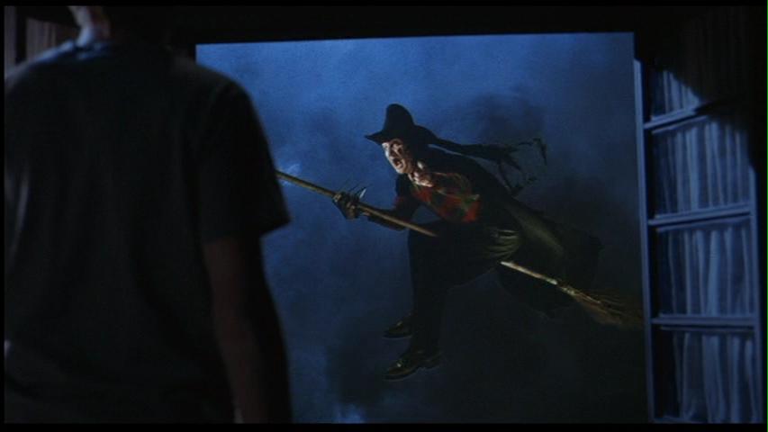 Freddy na koštěti