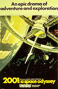 Poster k filmu         2001: Vesmírná odysea