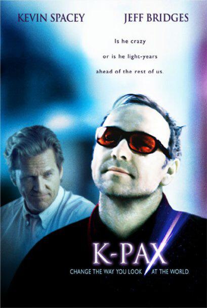 K-Pax aneb Svět podle Prota