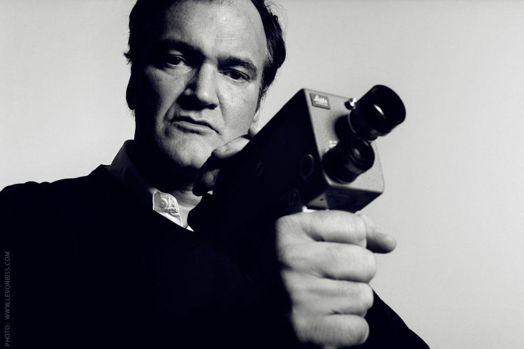 Quentin Tarantino - režisér, scénárista