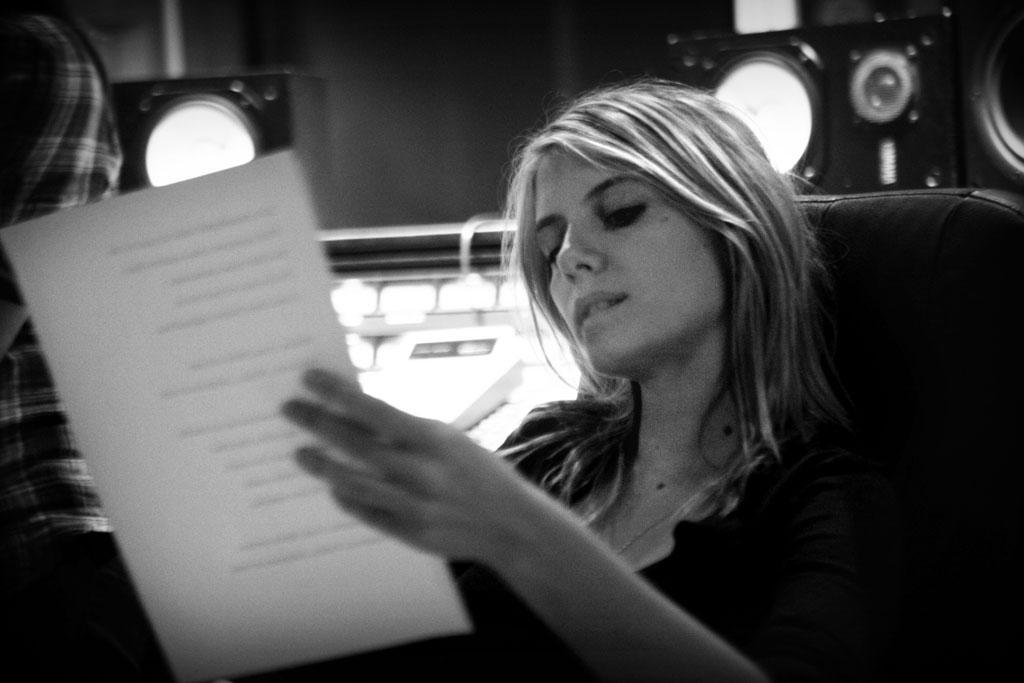 Melanie Laurent - herečka, zpěvačka