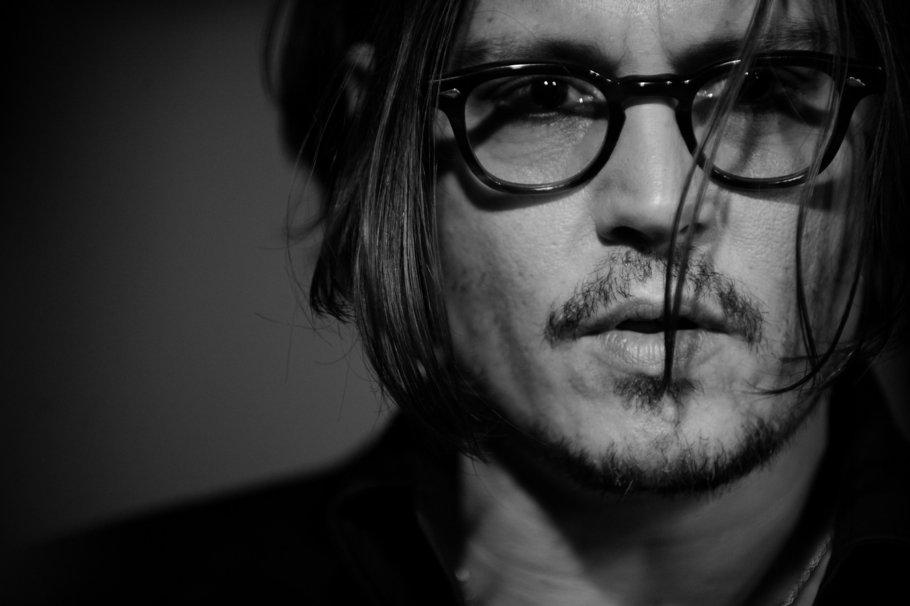 Johnny Depp - herec