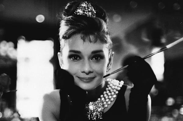 Audrey Hepburn - herečka