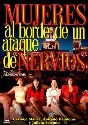 Mujeres al borde de un ataque de nervios - Pedro Almodóvar