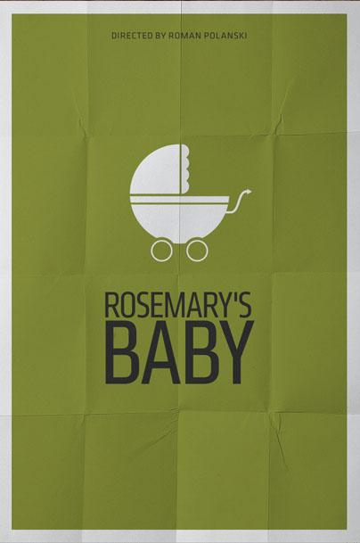 Rosemary má děťátko