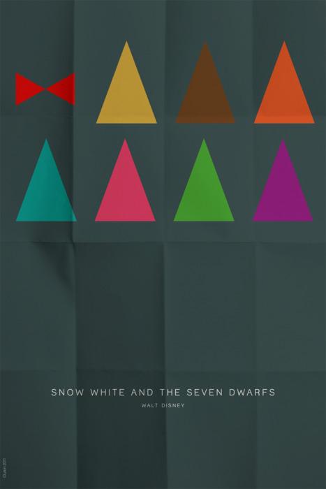 Sněhurka a sedm trpaslíků