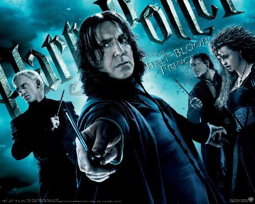 Draco Malfoy, Severus Snape