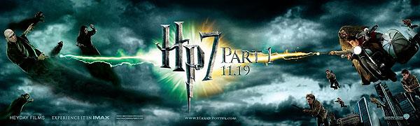 Poster k filmu Harry Potter a Relikvie smrti - část 1