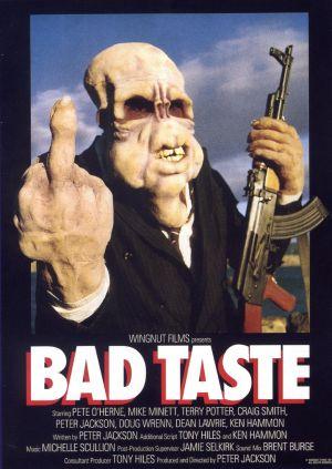 Bad Taste - Vesmírní kanibalové