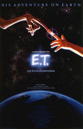 E. T. -  Mimozemšťan