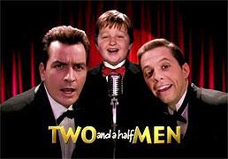 Poster k filmu        Dva a půl chlapa (TV seriál)
