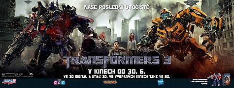 Poster k filmu        Transformers 3