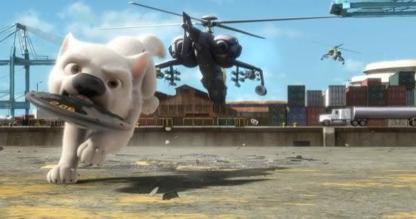 BOLT_Bolt - pes pro každý případ (2008)