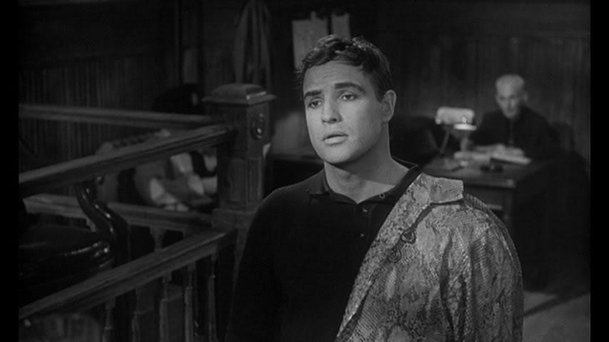 The Fugitive Kind_Sestup Orfeův (1959)
