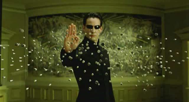 Matrix_Matrix  (1999,2003)