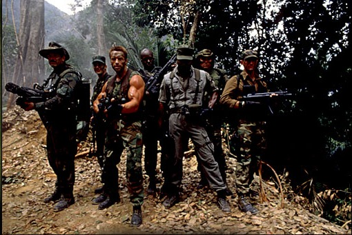 Predator team