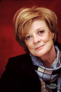 MAGGIE SMITH - za Panství Downton, Gosford Park, Harryho Pottera a Univerzální uklizečku