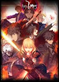 Fate/Zero: Obe série