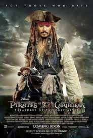 Pirates of Caribian: Všetky časti