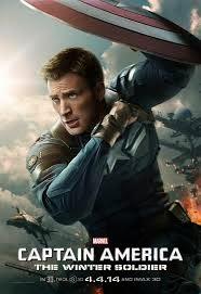 Captain America: Všetky časti