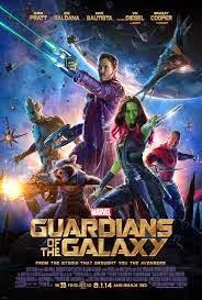 Guardian of Galaxy : Všetky časti
