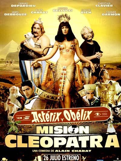 Asterix a Obelix: Mission Cleopatra