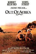 Poster k filmu Vzpomínky na Afriku
