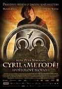Poster k filmu Cyril a Metoděj – Apoštolové Slovanů