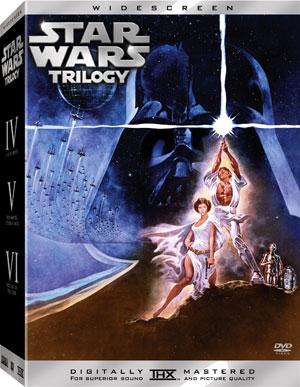 Star Wars IV, V, VI