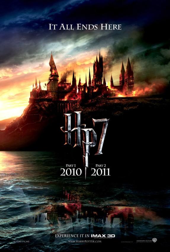 Harry Potter a Relikvie smrti 1 a 2