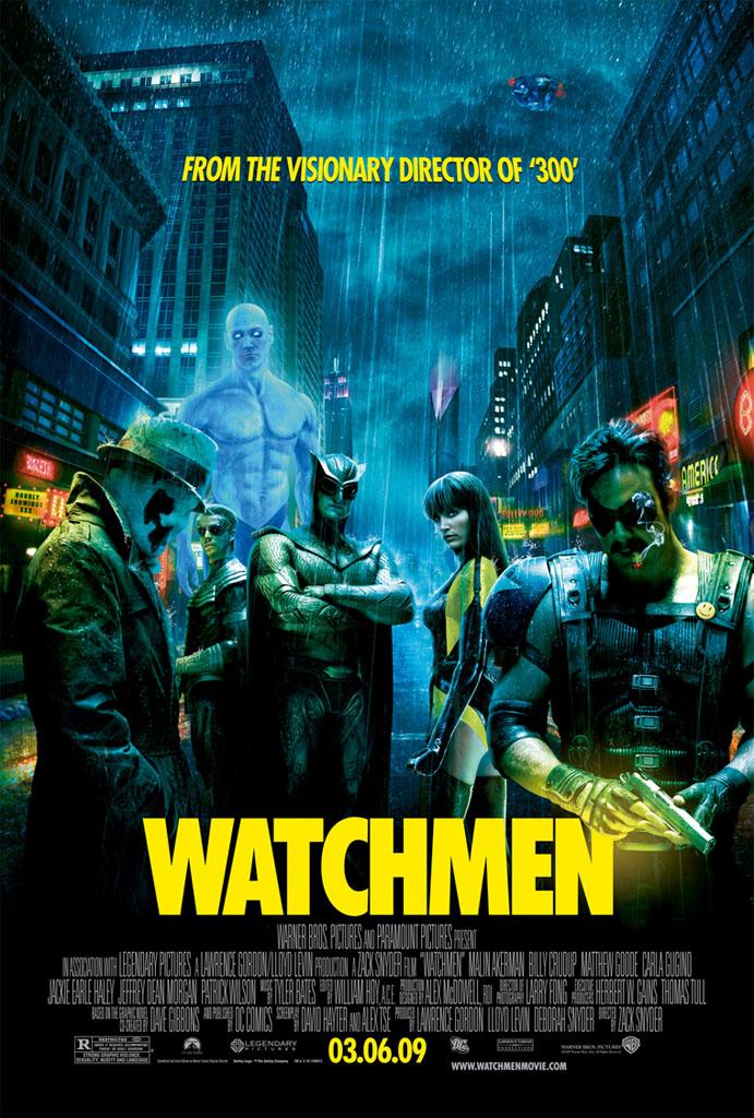 Strášci - Watchmen