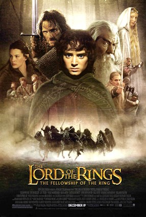The Lord of the Ring: The Fellowship Of The Ring