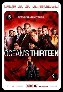 Ocean`s Thirteen