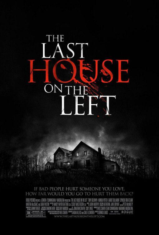 Poslední dům nalevo