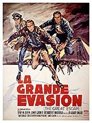 Poster k filmu        Velký útěk