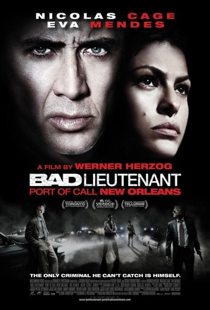 Bad Lieutenant: Port of Call New Orleans, The