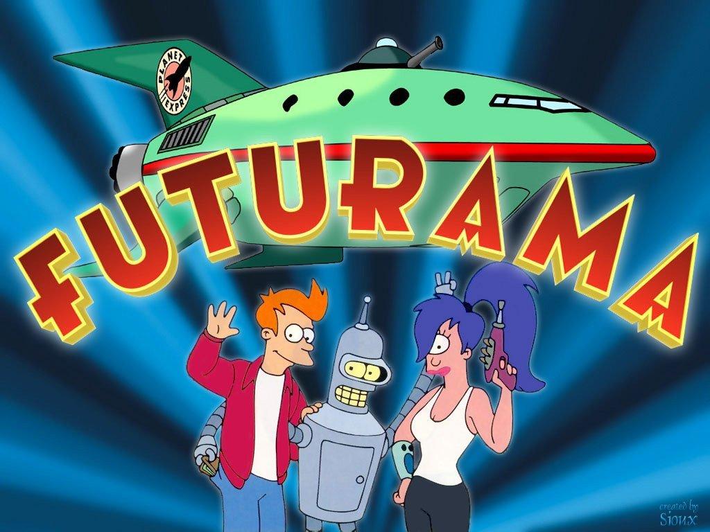 Futurama - jednička mezi kreslenými!