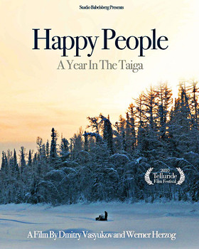 Happy people: A year in Taiga