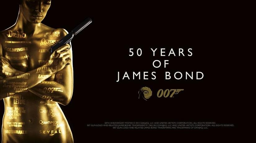 Bondovi je 50 let