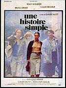 Poster k filmu Docela obyčejný příběh