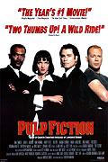 Poster k filmu Pulp Fiction: Historky z podsvětí