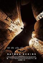 poster k filmu Batman Begins