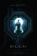poster k filmu Moon
