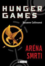 Obálka knihy Hunger Games 1.díl