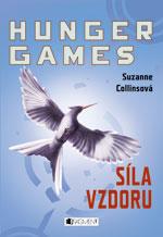 Obálka knihy Hunger Games 3.díl