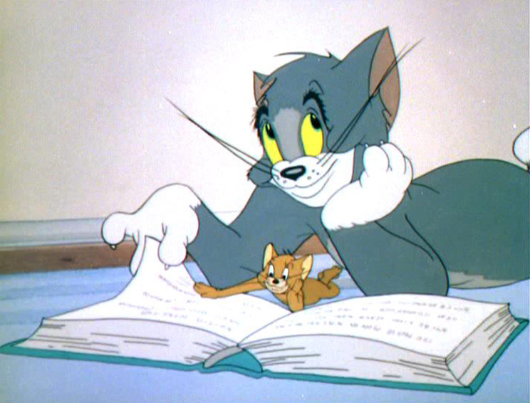 Tom a Jerry