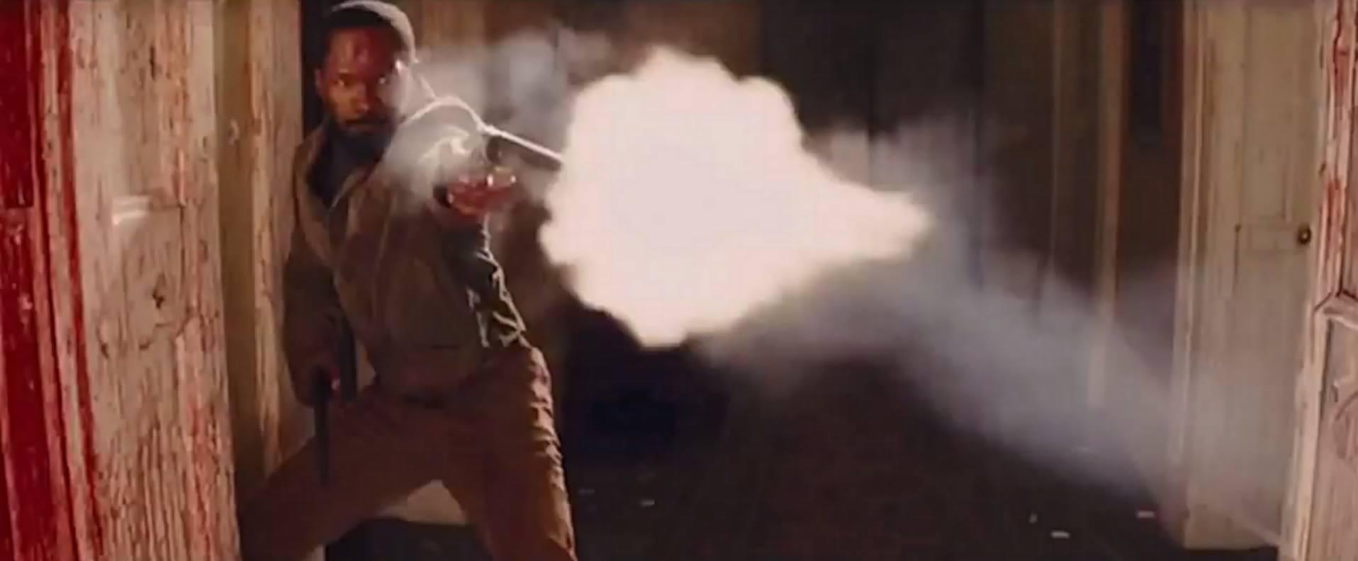 2013) Django Unchained (Q.Tarantino) - Nejlepší filmová přestřelka vůbec